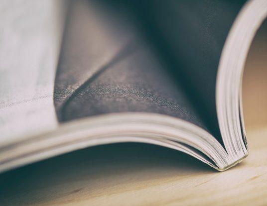 ¿Conoces los tipos de encuadernación de libros?