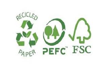 ¿Papel ecológico o papel reciclado?
